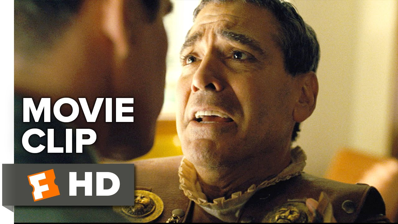 hail caesar movie clip slap 2016 george clooney. Black Bedroom Furniture Sets. Home Design Ideas