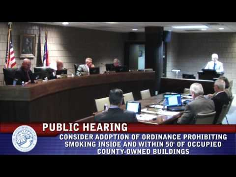 October 9, 2012 - Rockingham County Commissioners Meeting
