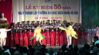 Du BKHN cung dan hop xuong Bach Khoa than yeu