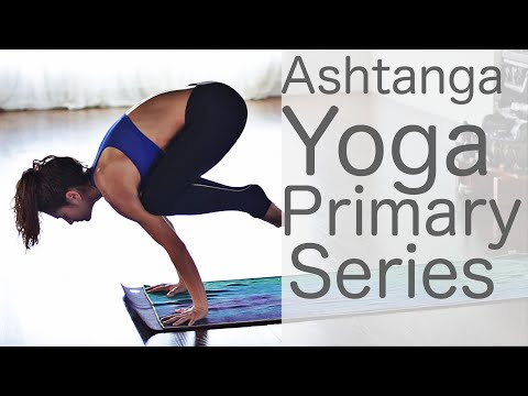 1 1/2 Hour Ashtanga Yoga Primary Series with Jessica Kass and Fightmaster Yoga