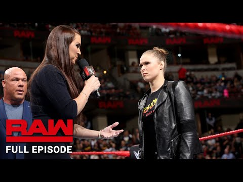 WWE Raw Full Episode after Elimination Chamber, 26 February 2018