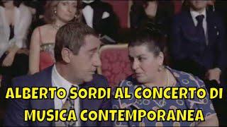 """Alberto Sordi - Le vacanze intelligenti - """"Il Concerto"""""""