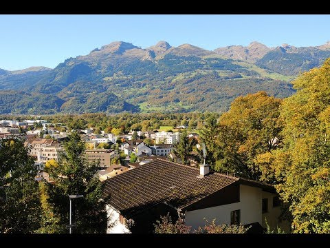 Vaduz - Capital de Liechtenstein