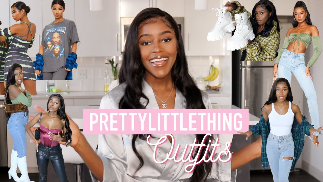 PRETTYLITTLETHING TRY ON HAUL | *Outfits Edition*