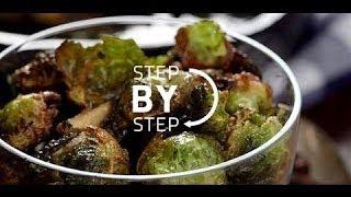 Roast Brussels Sprouts, Roast Brussels Sprouts Recipe, How To Roast Brussels Sprouts