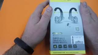 Bluetooth-навушники Awei A880 b чесний огляд
