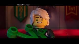 """LEGO® NINJAGO® LA PELÍCULA -  Hazlo en grande 30"""" - Oficial Warner Bros. Pictures"""