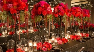 A Rouge Paradise Wedding Decor (Full Version) - R5 Event Design