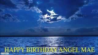 AngelMae   Moon La Luna - Happy Birthday