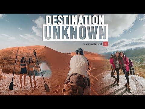 Destination Unknown | The Travel Intern