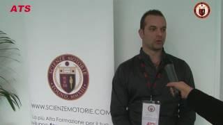 Testimonianza - Riccardo Borgacci Summit Scienze Motorie Milano 2016