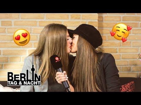 Valentinstag-Special: Liebes-Interview von Saskia & Nathalie | Berlin - Tag & Nacht