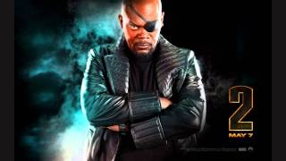 Iron Man 2 OST - Nick Fury.