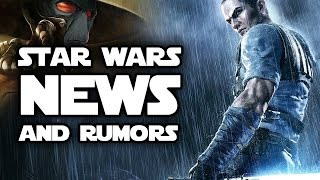 Star Wars News: Force Awakens & Rogue One Starkiller and Cad Bane Returning, Bounty Hunters!