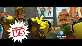 ARMS - Insomnia63 Semi-Final: (W) Defur vs. (L) Hagie156 (Nintendo Switch)