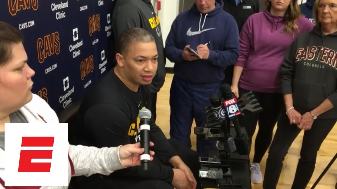 Tyronn Lue on Cavaliers' Game 1 loss to Pacers: 'It wasn't that bad' | ESPN
