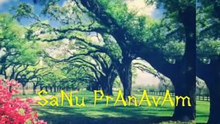 മറന്നുവോ പൂമകളേ ...(SaNu PrAnAvAm)