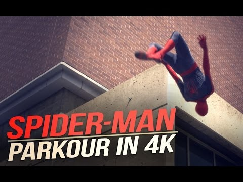 The Amazing Spider-Man Parkour from YouTube · Duration:  2 minutes 51 seconds