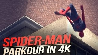 Repeat youtube video The Amazing Spider-Man Parkour