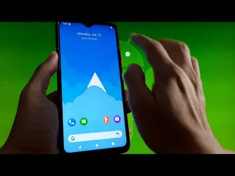 ArrowOS for Redmi Note 8 Pro CFW + GApps + Root ( begonia/begoniain )