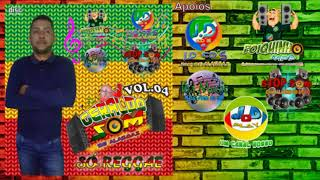 Gambar cover CD DO DJ GERALDO SOM DE ALAGOAS VOL.04  2019