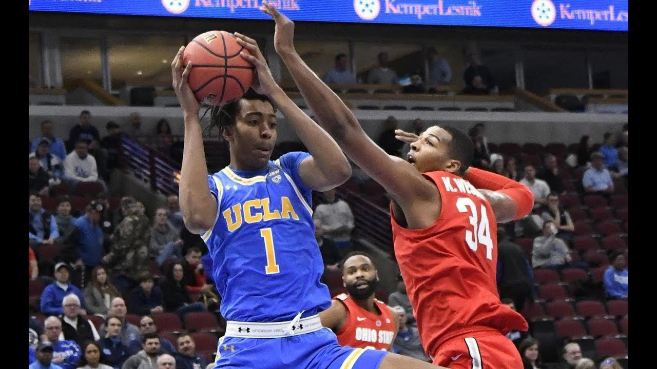 highlights: back-and-forth battle between ucla men's basketball and