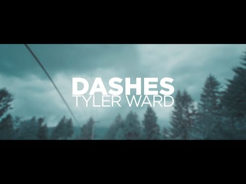 Tyler Ward - Dashes (Official Lyric Video)