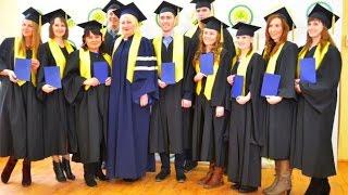 Вручение дипломов выпускникам УрГАУ, заочной формы обучения