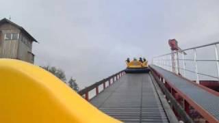 Bayernpark.  Wildwasser-Rafting
