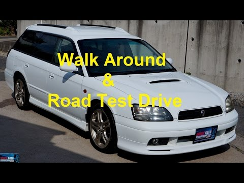2000 Subaru Legacy GT- B E-Tune – Buy & Import Direct from Japan