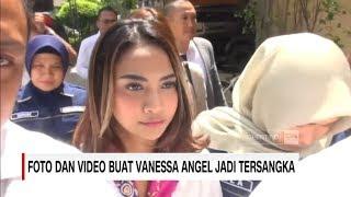 Foto, Video & Percakapan Vanessa Angel Menjadikan Statusnya Berubah Jadi Tersangka