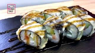 Вкусные суши и роллы(Любите роллы и суши? Заказывайте доставку и забирайте самостоятельно в суши баре Makitao Краснодар. Большой..., 2016-11-12T12:54:56.000Z)