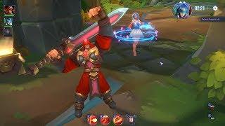 Dungeon Hunter Champions Gameplay | 5 vs 5 Battle + Adventure Mode (PC/Steam)