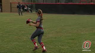 Softball vs. NDSU, Game 2 - Highlights