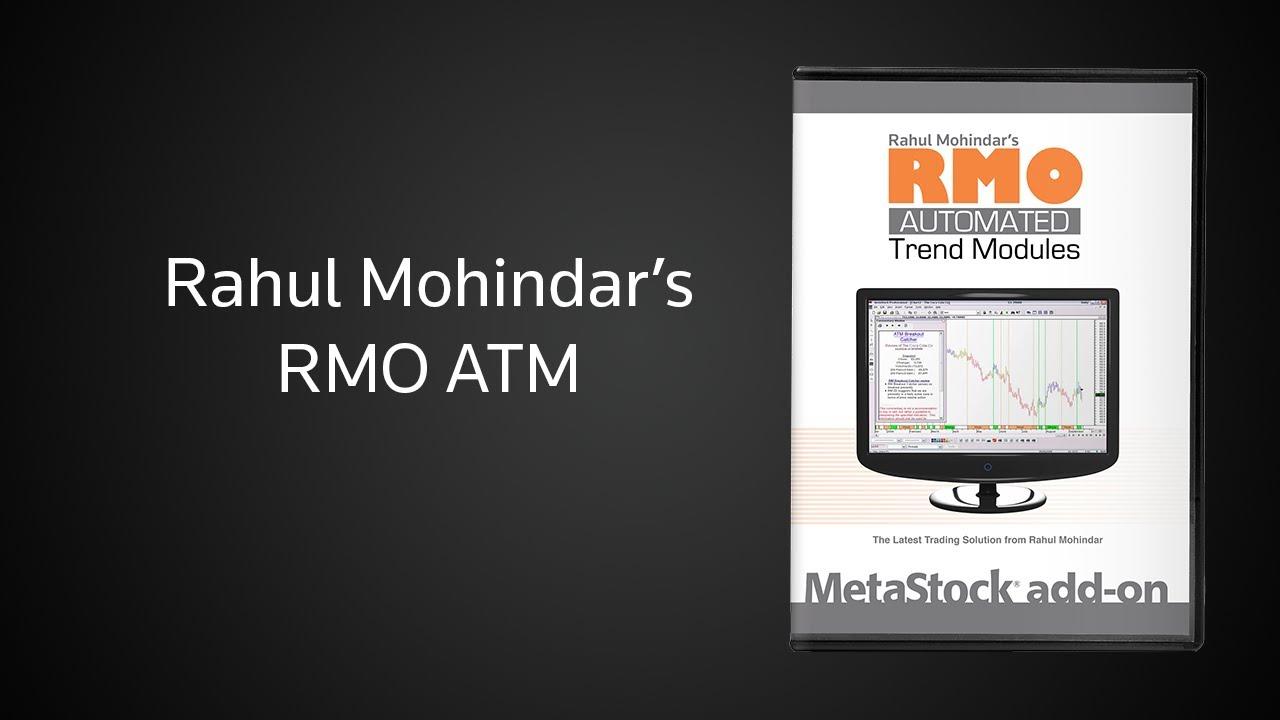 Rmo Atm The Power Of Simplicity Rahul Mohindar Youtube