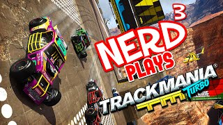 Nerd³ Plays... TrackMania Turbo - Double Trouble