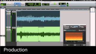 Ambience / Room Tone Matching with RX 5 Advanced Audio Editor & Pro Tools