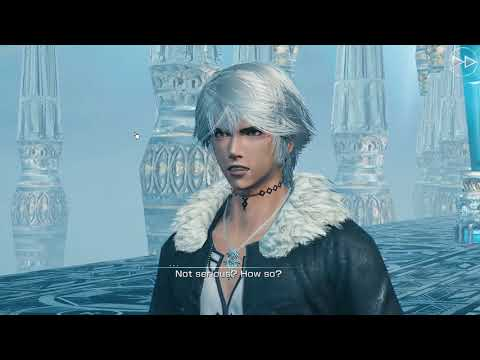 Mobius Final Fantasy: Chaos on the move...