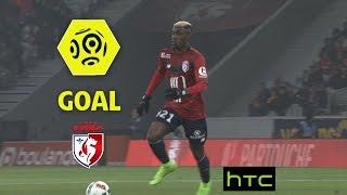 Goal Yves BISSOUMA (27') / LOSC - Angers SCO (1-2)/ 2016-17