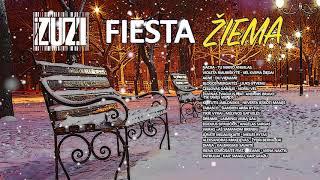 Geriausios žiemiškos dainos - Dainų popuri - ZUZI fiesta žiema - Lietuviškos dainos