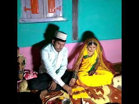 Rajesh Sima married song gulabachi kali