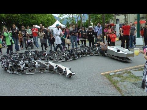 Vancouver Mini Maker Faire 2013
