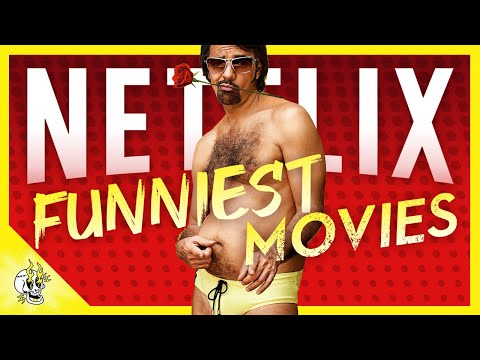 20 Gut-Busting NETFLIX Movies, So Funny It Hurts (Try Not to Laugh) | Flick Connection