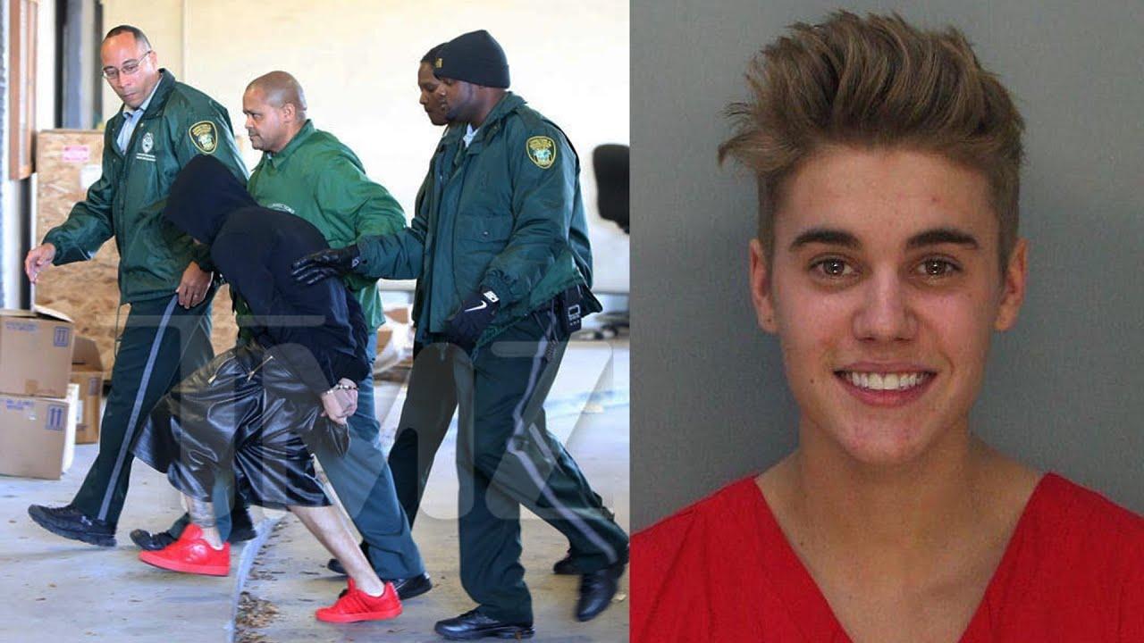 Justin Bieber Arrested YouTube - Best reactions to justin bieber arrest