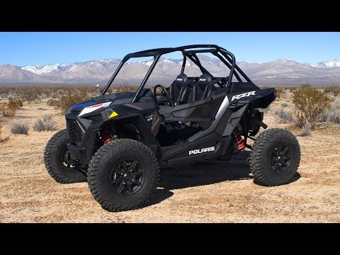 First Drive 2019 Polaris RZR Turbo S Velocity - Dirt Wheels Magazine
