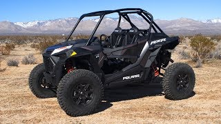 First Drive 2019 Polaris RZR Turbo S Velocity  Dirt Wheels Magazine