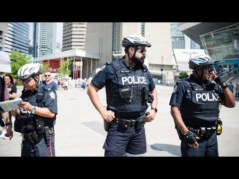 Toronto police memo describes potential threat at CN Tower