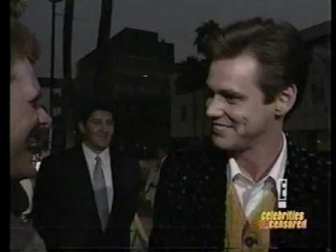 Jim Carrey and Lauren Hollys wedding 1996