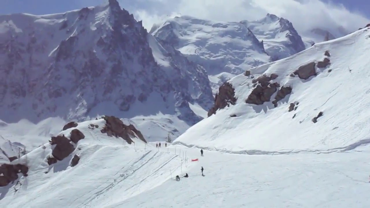 Chamonix.net snow report, april 12th 2016