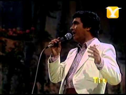 Pedro Messone, La Tejedora, Festival de Viña 1982, Competencia Folclorica